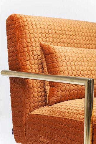 Oranje Design Fauteuil.Kare Design Fauteuil Living Vegas Oranje